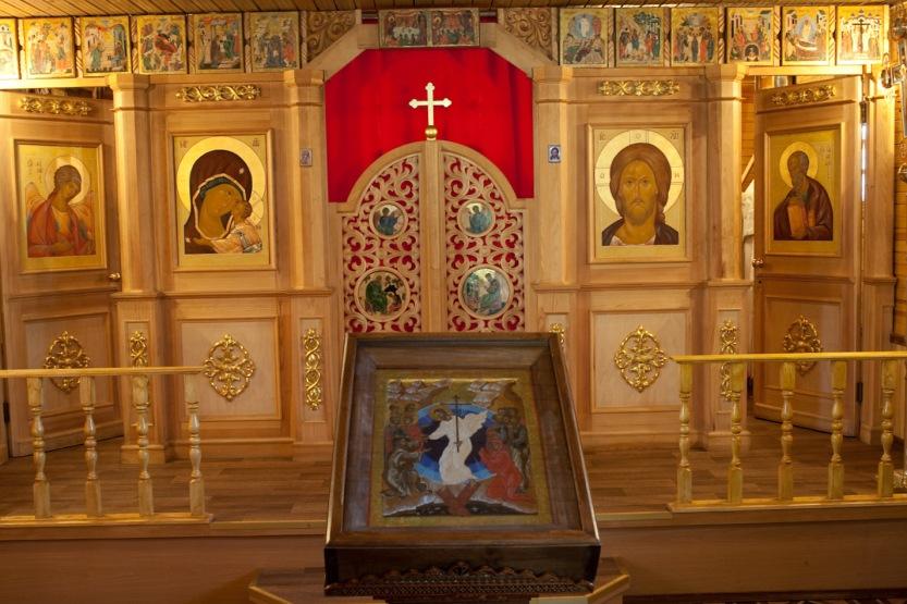 Храм св. ап. и ев. Иоанна Богослова (на Богословском кладбище)