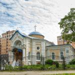 Храм свт. Николая Чудотворца на ул. Лебедева