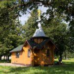 Храм Воскресения Христова у Пискаревского кладбища г.Санкт-Петербурга